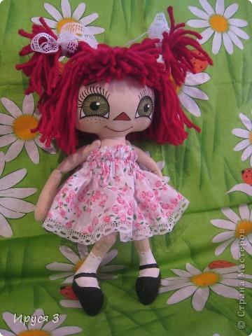 Куколка Вишенка фото 9