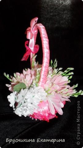 в основе мыло. ленты. булавки. цветы. запах сирень фото 11