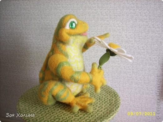 Лягушка + Ромашка + Букашка фото 2