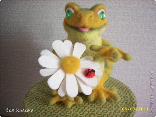 Лягушка + Ромашка + Букашка фото 1
