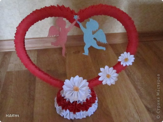 Свадьба Оригами китайское