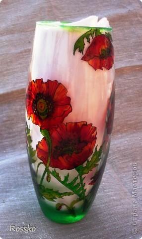 Сегодня я с вазами. фото 2