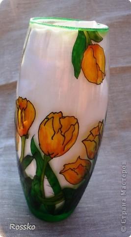 Сегодня я с вазами. фото 4