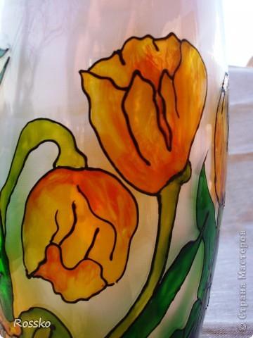 Сегодня я с вазами. фото 5