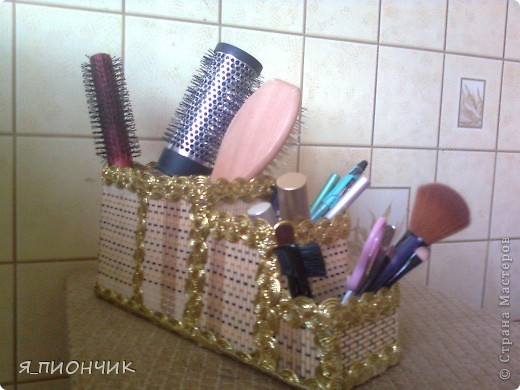 Мой оргонайзер в ванную комнату готов... фото 3
