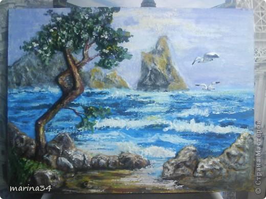 морской пейзаж фото 1