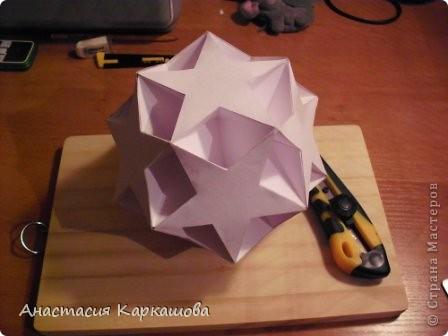 Битригональный додекаэдр фото 1