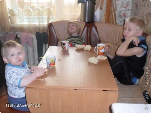 Рассказ о том как мои детки помогают мне по дому! фото 6