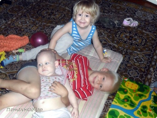 Рассказ о том как мои детки помогают мне по дому! фото 8