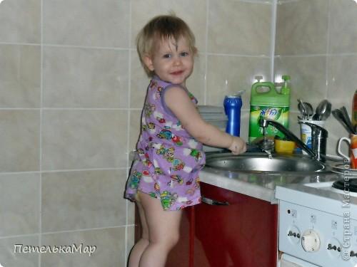 Рассказ о том как мои детки помогают мне по дому! фото 7