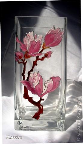 Сегодня я с вазами. фото 1