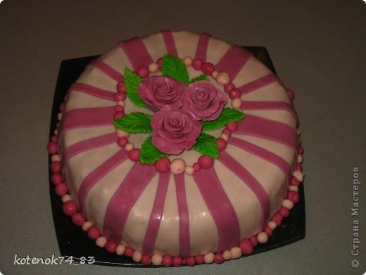 Хочу поделиться рецептом очень шоколадного торта, который получается у всех. фото 1
