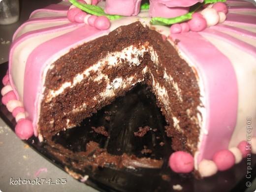Хочу поделиться рецептом очень шоколадного торта, который получается у всех. фото 2