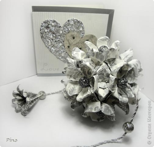"""У родителей сегодня (точнее уже вчера ^_^"""") была годовщина - серебряная свадьба.  фото 3"""