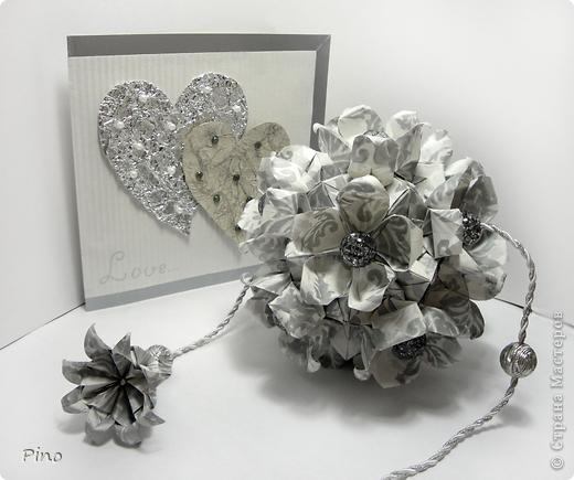 """У родителей сегодня (точнее уже вчера ^_^"""") была годовщина - серебряная свадьба.  фото 1"""