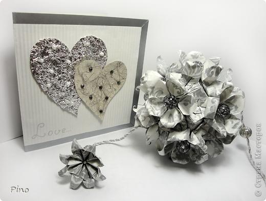 """У родителей сегодня (точнее уже вчера ^_^"""") была годовщина - серебряная свадьба.  фото 2"""