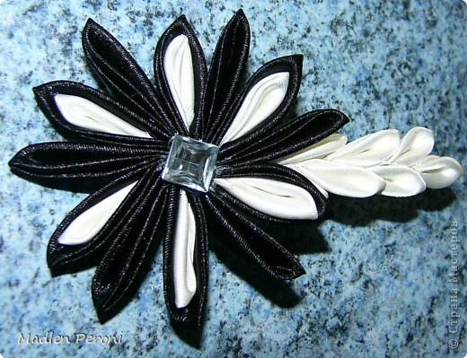 Хризантемка- заколочка для Кристины фото 2