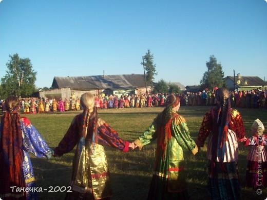 Я Вам дорогие жители Страны Мастеров хочу рассказать о нашем народном празднике Усть-Цилемская Горка.  Он проходит с 7 по 12 июля ежегодно. С Ивана дня, да по Петров день.(это по нашему) фото 12