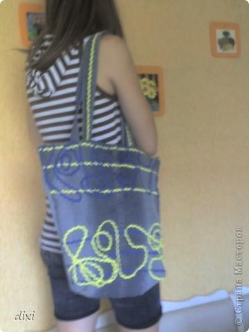 люблю шить сумки или вязать( по настороению) фото 4