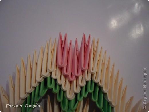 Немного фантазии и получился вот такой павлин с ажурным хвостом. Мастер-класс: http://masterica.maxiwebsite.ru/archives/5652#more-5652 фото 18