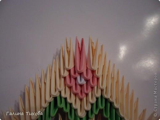 Немного фантазии и получился вот такой павлин с ажурным хвостом. Мастер-класс: http://masterica.maxiwebsite.ru/archives/5652#more-5652 фото 20