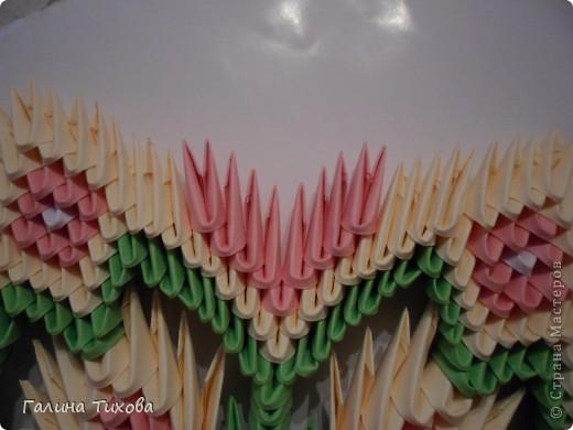 Немного фантазии и получился вот такой павлин с ажурным хвостом. Мастер-класс: http://masterica.maxiwebsite.ru/archives/5652#more-5652 фото 23