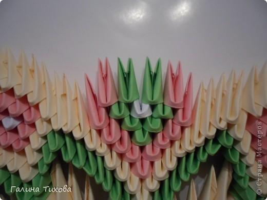 Немного фантазии и получился вот такой павлин с ажурным хвостом. Мастер-класс: http://masterica.maxiwebsite.ru/archives/5652#more-5652 фото 25