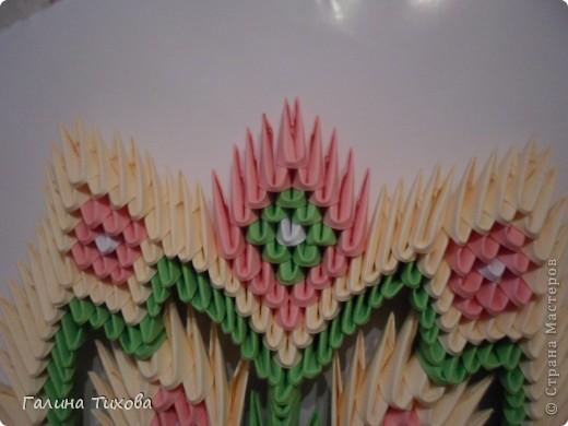 Немного фантазии и получился вот такой павлин с ажурным хвостом. Мастер-класс: http://masterica.maxiwebsite.ru/archives/5652#more-5652 фото 26