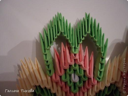 Немного фантазии и получился вот такой павлин с ажурным хвостом. Мастер-класс: http://masterica.maxiwebsite.ru/archives/5652#more-5652 фото 28