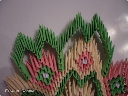 Немного фантазии и получился вот такой павлин с ажурным хвостом. Мастер-класс: http://masterica.maxiwebsite.ru/archives/5652#more-5652 фото 30