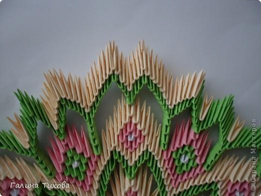 Немного фантазии и получился вот такой павлин с ажурным хвостом. Мастер-класс: http://masterica.maxiwebsite.ru/archives/5652#more-5652 фото 33