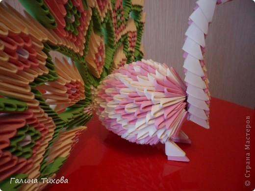 Немного фантазии и получился вот такой павлин с ажурным хвостом. Мастер-класс: http://masterica.maxiwebsite.ru/archives/5652#more-5652 фото 55