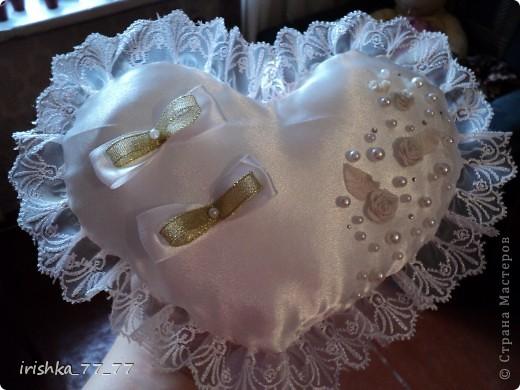 Мои первые попытки создать что-то красивое ко дню Свадьбы моей подруги Яночки! Идею подсмотрела на сайте и мне сразу же захотелось воплотить эту идею в жизнь! фото 1