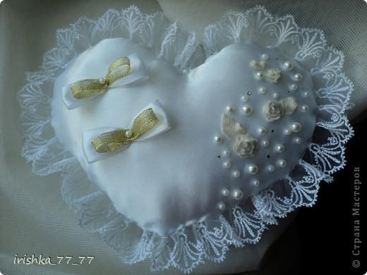 Мои первые попытки создать что-то красивое ко дню Свадьбы моей подруги Яночки! Идею подсмотрела на сайте и мне сразу же захотелось воплотить эту идею в жизнь! фото 2
