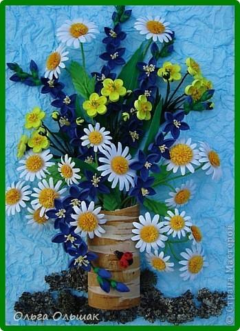 Насобирала на этот раз я букет из луговых цветов. фото 1