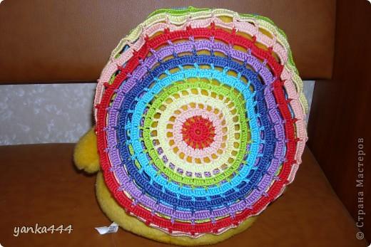 Радужный комплект Очень люблю это сочетание цветов, для лета саме оно! Даже настроение поднимает фото 3