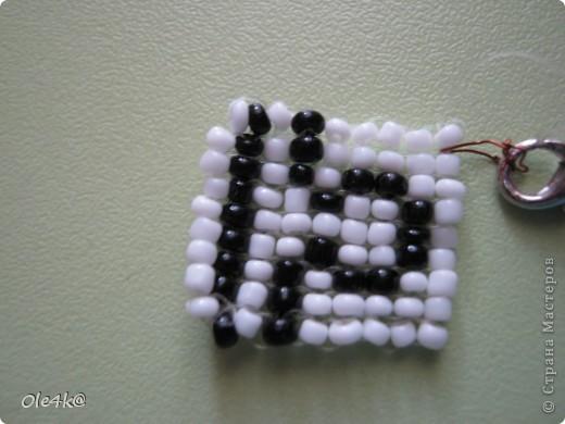Бисероплетение - брелок знаки зодиака из бисера.