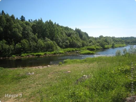 Лето 2011 года . Река Кема . фото 11