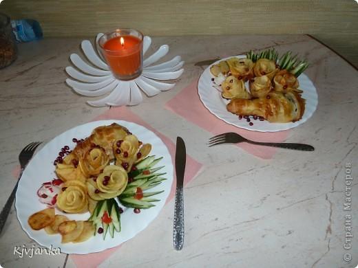 Ужин для двоих... фото 5