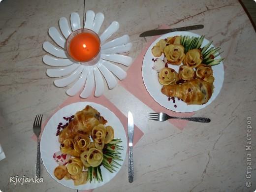 Ужин для двоих... фото 6