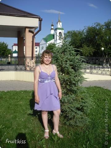 """Платье""""Ты меня любишь"""" и рубашка""""Евросеть""""))) фото 2"""