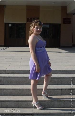 """Платье""""Ты меня любишь"""" и рубашка""""Евросеть""""))) фото 3"""