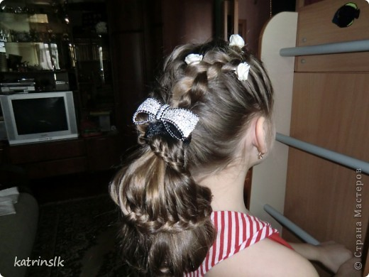 Обожаю длинные волосы, с ними можно творить все!!!