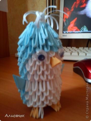 первые работы в модульном оригами фото 5
