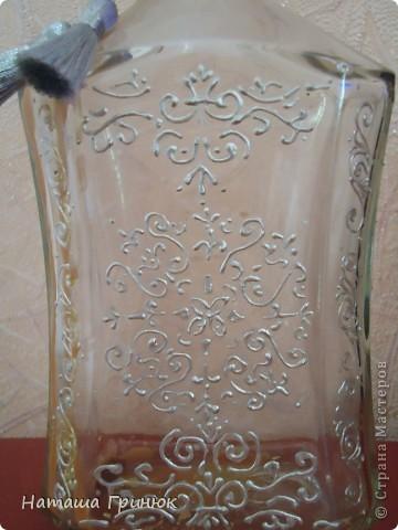 Ето работы моей тети Ларисы.Она рисует маслом,работает контуром по стеклу,лепит из соленого теста,создает икебаны,немного делает свечи и делает венки из виноградной лозы и многое другре(сразу и не вспомниш) фото 3