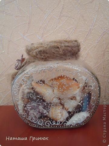 Ето работы моей тети Ларисы.Она рисует маслом,работает контуром по стеклу,лепит из соленого теста,создает икебаны,немного делает свечи и делает венки из виноградной лозы и многое другре(сразу и не вспомниш) фото 4