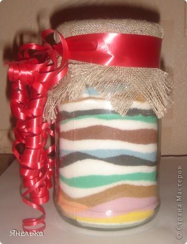 всем здравствуйте! хочу показать мои первые бутылочки с цветной солью, уж очень мне понравилась эта техника. Училась по МК кукушечки http://stranamasterov.ru/node/45983, большое ей спасибо фото 4