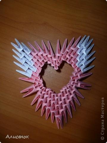 первые работы в модульном оригами фото 6