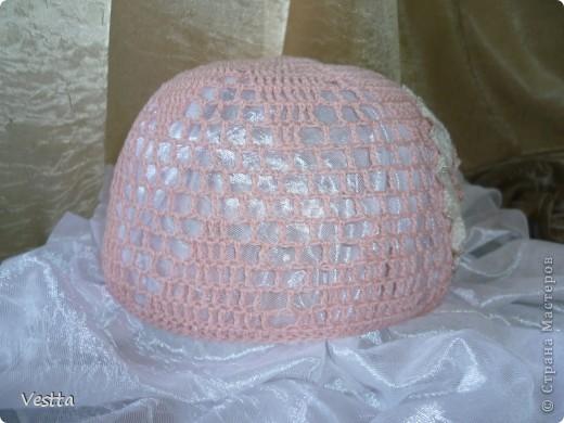 За идею связать такую шапочку спасибо kalinamy.  фото 2