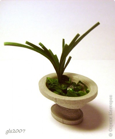 "Еще одна ""мраморная"" ваза из сада - плод сегодняшней ночи :)) фото 7"